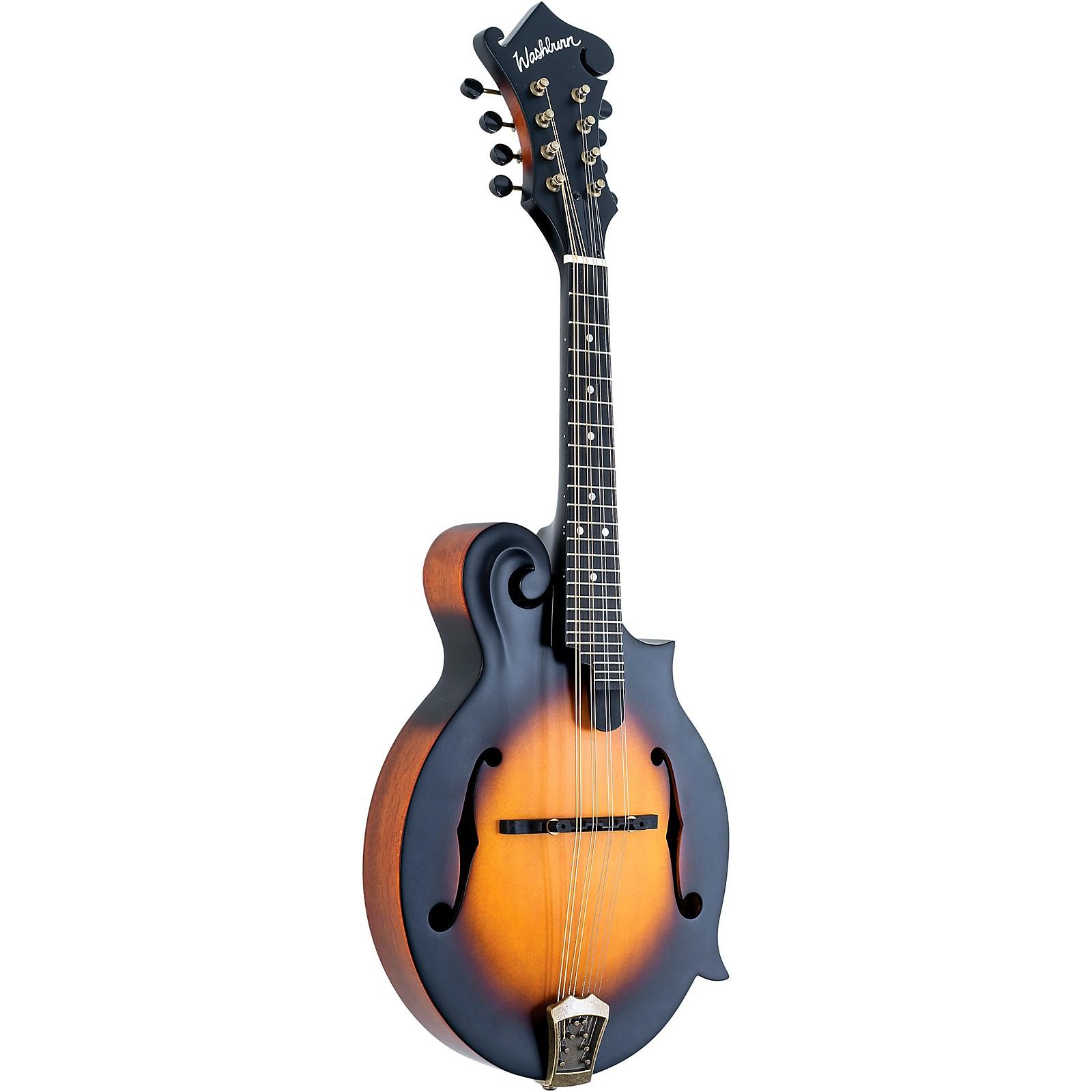 Washburn Florentine Cutaway Mandolin