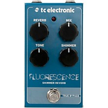 Open Box TC Electronic Flourescence Reverb Effects Pedal