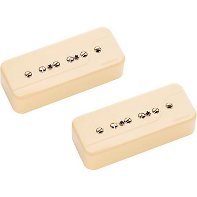 Fishman Fluence P90 Greg Koch Signature Series 6 String Set - Cream