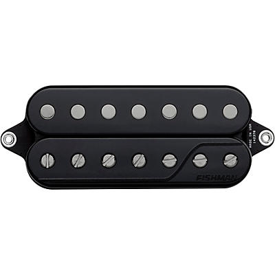 Fishman Fluence Signature Series Javier Reyes 7-String Pickup Set, Black
