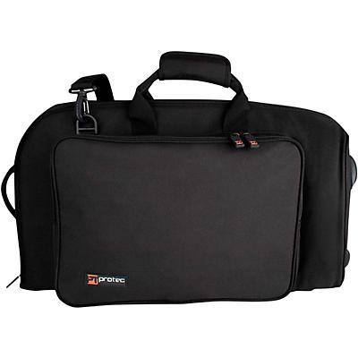 Protec Flugelhorn Explorer Gig Bag with Sheet Music Pocket