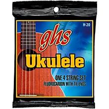 GHS Fluorocarbon Soprano/Concert Ukulele Strings