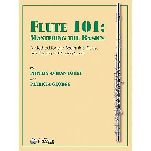 Carl Fischer Flute 101: Mastering The Basics
