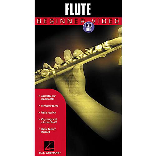 Hal Leonard Flute Beginner Video - Level 1