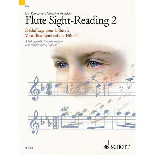 Schott Flute Sight-Reading (Volume 2) Misc Series Written by John Kember