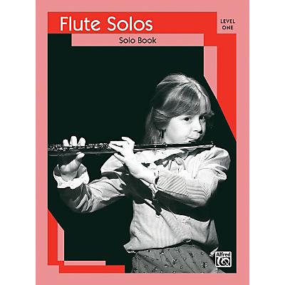 Alfred Flute Solos Level I Solo Book