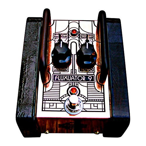 Copper Gear Fluxuator 9 - True Analog Tremolo Pedal with Rate LED