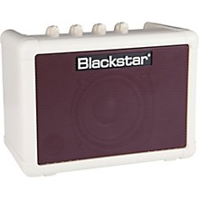 Open Box Blackstar Fly 3 3W 1x3 Guitar Combo Amp Vintage Cream Oxblood with Fly 103 3W Cab and Power Supply