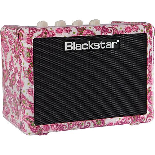 Blackstar Fly 3 3W Guitar Combo Amp Pink Paisley Paisley