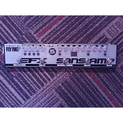 Tech 21 Fly Rig 5 V2 SansAmp Effect Processor