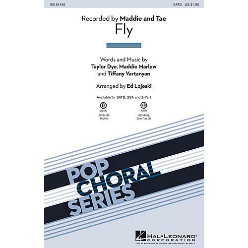 Hal Leonard Fly SATB arranged by Ed Lojeski
