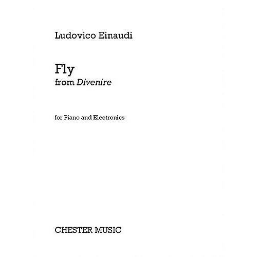 Chester Music Fly (from Divenire - for Piano and Electronics) Music Sales America Series Softcover with CD