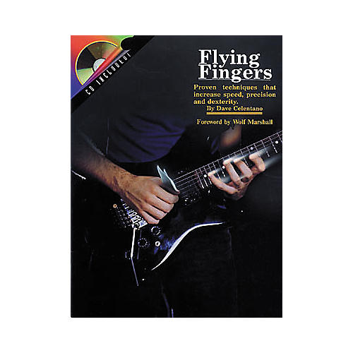 Centerstream Publishing Flying Fingers Book/CD