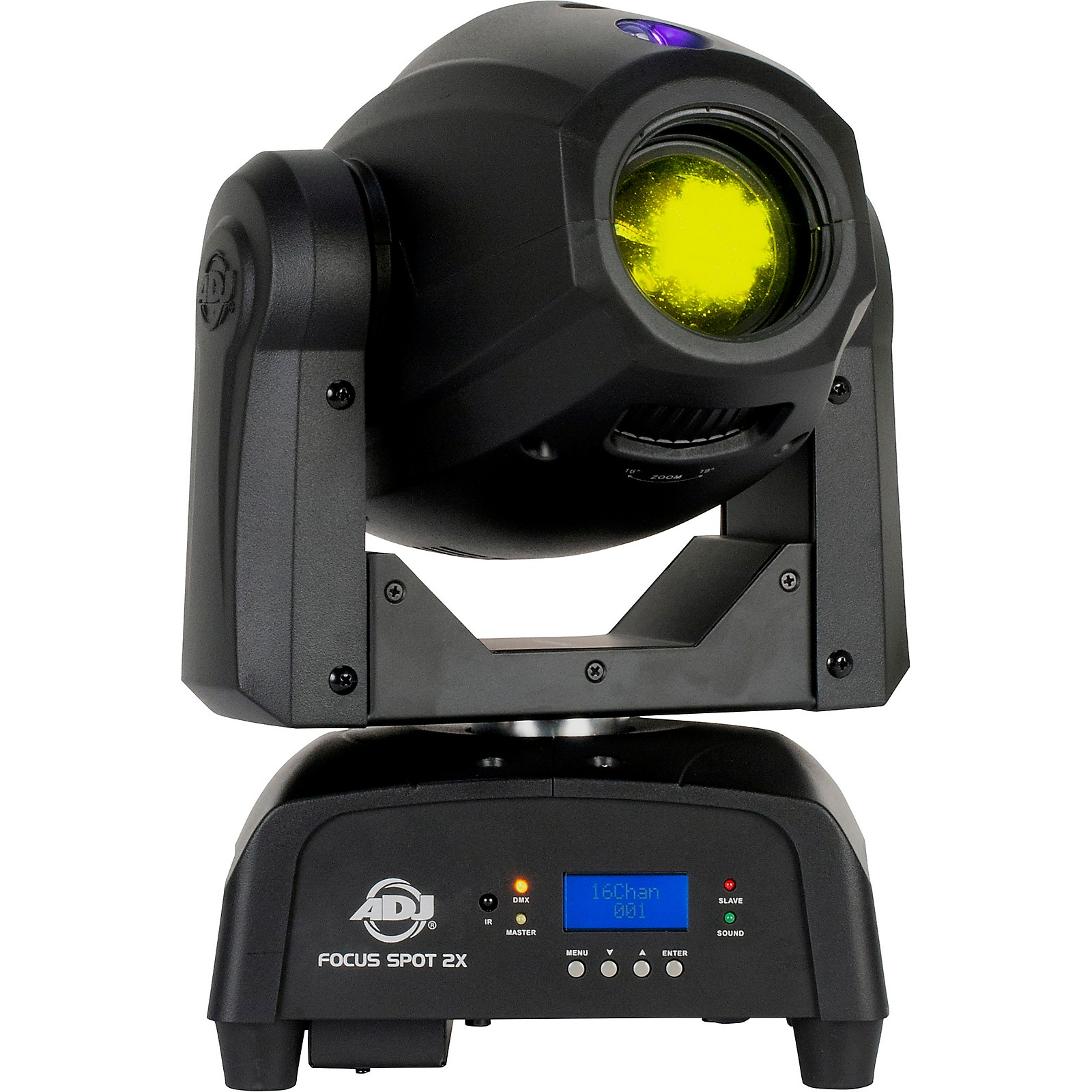 American DJ Focus Spot 2X Moving-Head LED