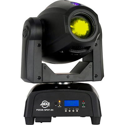 American DJ Focus Spot 2X Moving-Head LED
