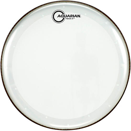 Aquarian Focus-X Clear Snare Drum Head