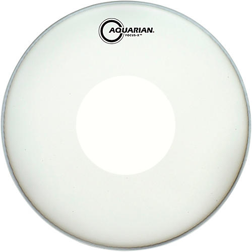 Aquarian Focus-X Coated With Power Dot Tom Head 12 in.