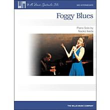 Willis Music Foggy Blues - Mid-Intermediate Piano Solo by Naoko Ikeda