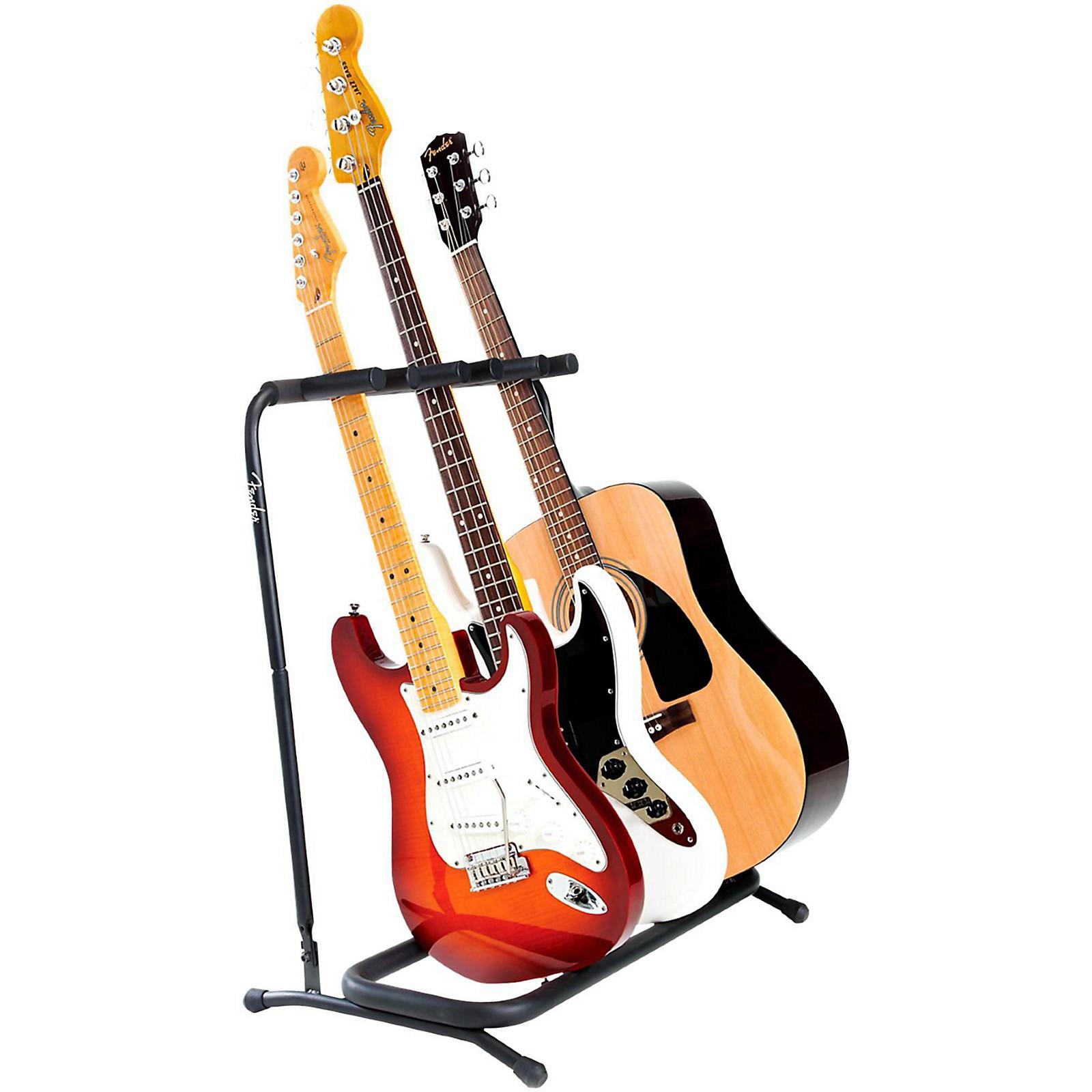 Fender Folding 3-Guitar Stand