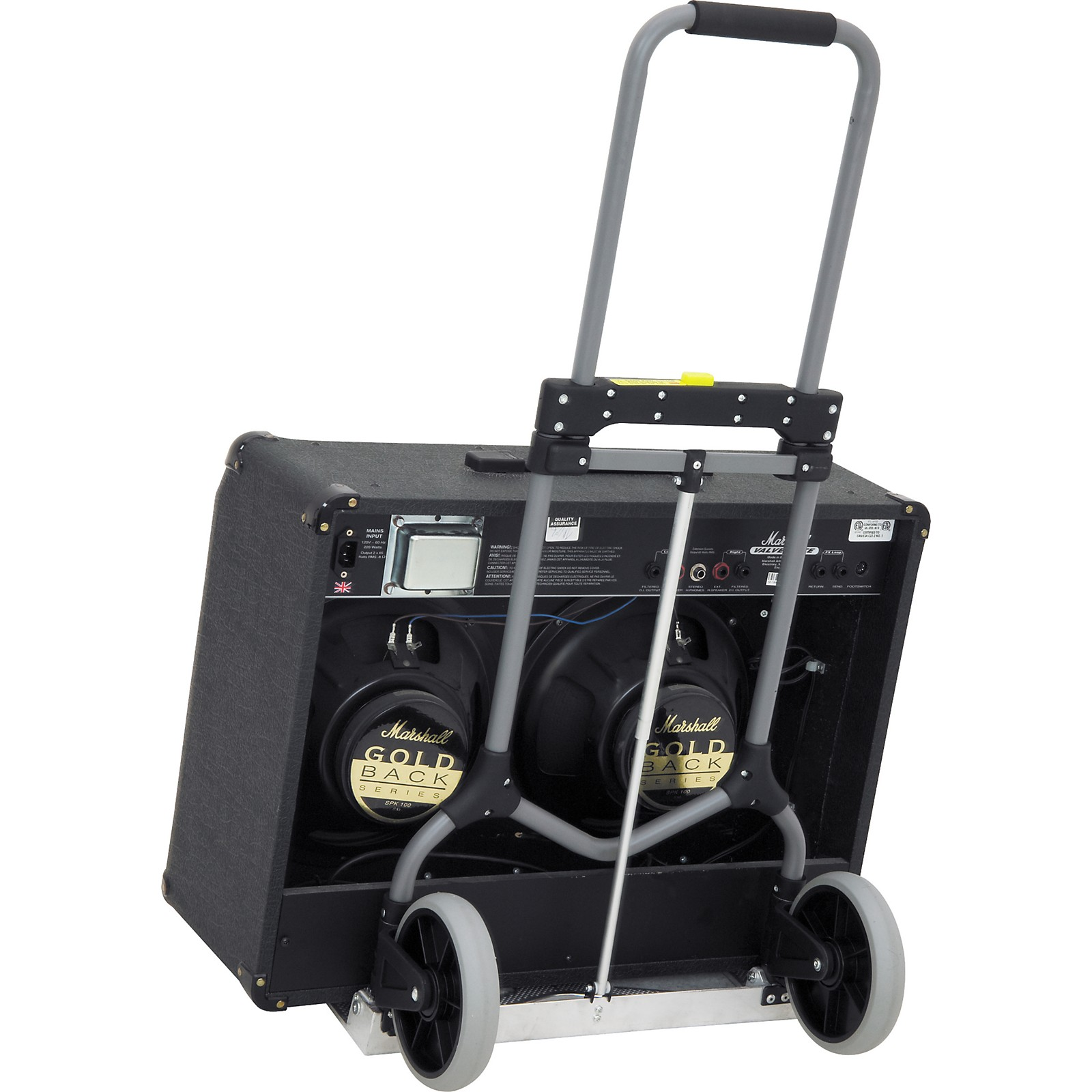 Musician's Gear Folding Hand Cart