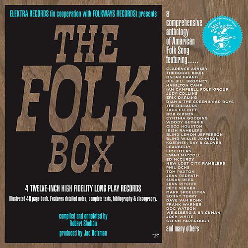 Alliance Folk Box - Folk Box 50th Anniversary