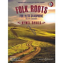 Boosey and Hawkes Folk Roots for Alto Saxophone (Book/CD) Boosey & Hawkes Miscellaneous Series Book with CD
