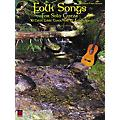 Cherry Lane Folk Songs for Solo Guitar Songbook with CD thumbnail