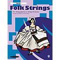 Alfred Folk Strings 1st Violin (Book) thumbnail