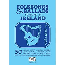 Music Sales Folksongs & Ballads Popular in Ireland (Volume 4) Music Sales America Series Softcover