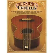 Hal Leonard Folksongs For Ukulele