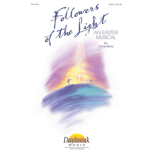 Daybreak Music Followers of The Light PREV CD Composed by Cindy Berry