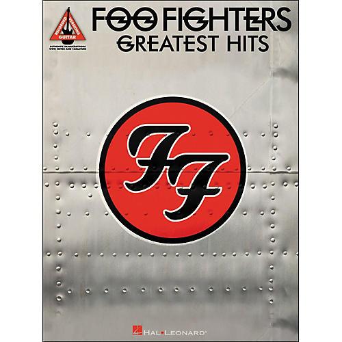 Hal Leonard Foo Fighters - Greatest Hits Tab Book
