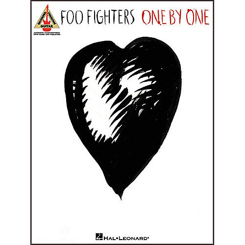 Hal Leonard Foo Fighters One by One Guitar Tab Songbook