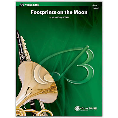 BELWIN Footprints on the Moon Conductor Score 2 (Easy)