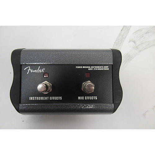 Fender Footswitch Footswitch