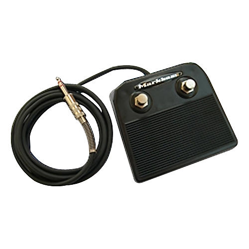 Markbass Footswitch for TA501, TA503, LMK, R500, and Classic 300