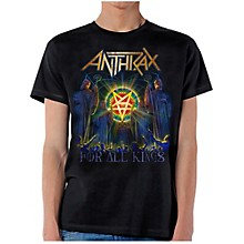 Anthrax For All Kings T-Shirt
