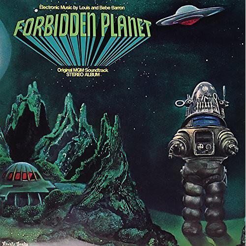 Alliance Forbidden Planet (Original Soundtrack)