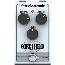 Open BoxTC Electronic Forcefield Compressor Effect Pedal