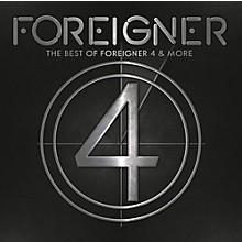 Foreigner - Best of 4 & More Live (CD)