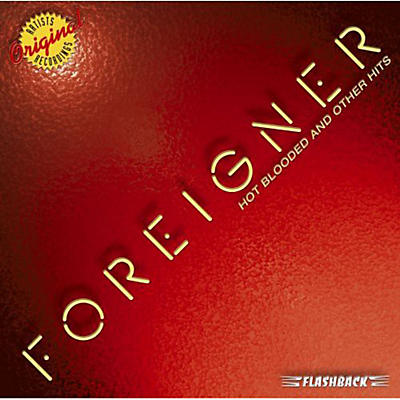 Foreigner - Hot Blooded and Other Hits (CD)