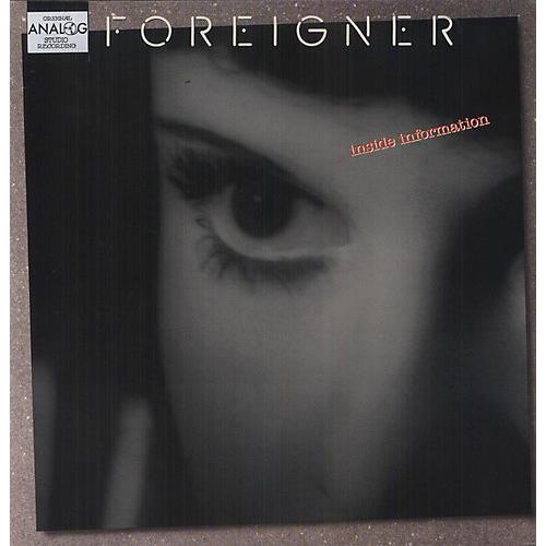 Alliance Foreigner - Inside Information