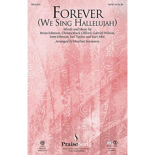 PraiseSong Forever (We Sing Hallelujah) ORCHESTRA ACCOMPANIMENT by Kari Jobe Arranged by Heather Sorenson