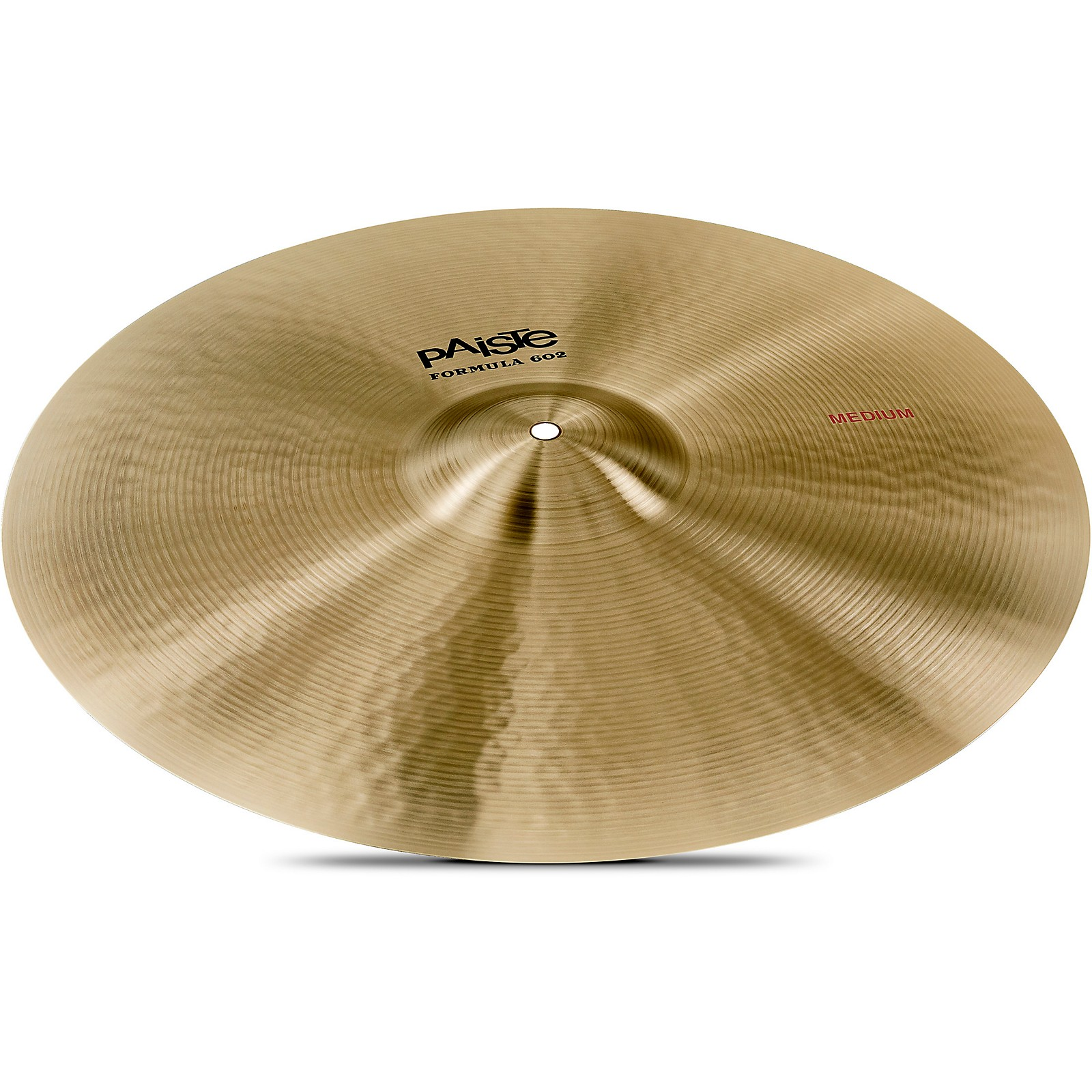 Paiste Formula 602 Medium Crash Cymbal