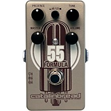 Open Box Catalinbread Formula No. 55 Overdrive Effects Pedal