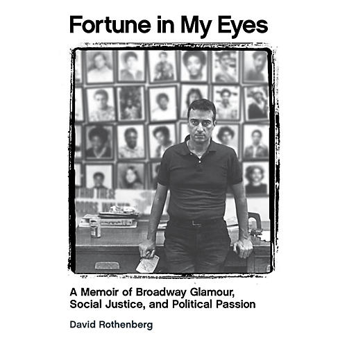 Applause Books Fortune in My Eyes Applause Books Series Hardcover Written by David Rothenberg