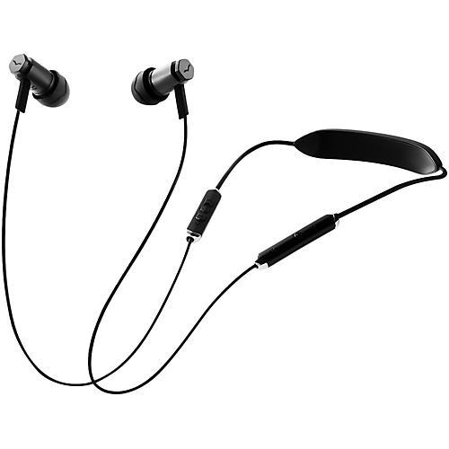 V-MODA Forza Metallo Wireless Bluetooth In-Ear Headphones Black