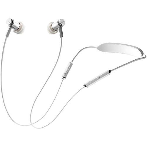 V-MODA Forza Metallo Wireless Bluetooth In-Ear Headphones Silver