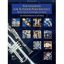 KJOS Foundations for Superior Performance Tenor Sax