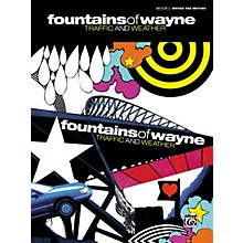 Alfred Fountains of Wayne Traffic & Weather Guitar Tab Songbook